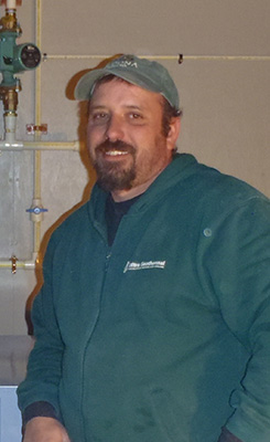 Darren Rice, Experienced HVACR designer and installer